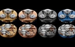 """Chiêm ngưỡng tuyệt tác mới từ thương hiệu của những ý tưởng siêu độc MB&F: Đồng hồ 3 mặt số với kết cấu như một """"vũ trụ mở"""""""
