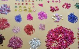 Chợ đá quý lớn nhất miền Bắc náo nhiệt dịp Tết