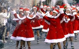 7 phong tục đón Giáng sinh kỳ quặc nhất trên thế giới