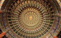 Chỉ là trần nhà thôi mà, có cần đẹp đến như thế này không?