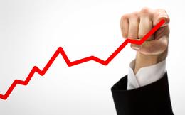 """Cổ phiếu chứng khoán """"dậy sóng"""", thị trường khép lại phiên giao dịch cuối tuần với sắc xanh ngập tràn"""