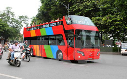 Hà Nội sẽ vận hành tuyến buýt City Tour phát triển du lịch Thủ đô