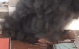TP. HCM: Cháy lớn tại căn nhà trên đường Cộng Hoà, 1 người mắc kẹt đã tử vong