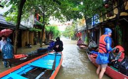 Ảnh: Cuộc sống của người dân Quảng Nam đảo lộn vì mưa lũ