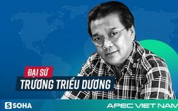 Người Việt Nam đầu tiên dự APEC kể về bản đề án viết trong 2 tuần và cuộc họp lúc 1h đêm