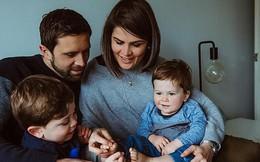 Bức thư mẹ sắp chết vì ung thư gửi con 18 tháng bị u não khiến ai đọc cũng khóc nghẹn