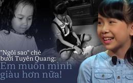 """Cô bé Bống bán """"chè bưởi"""" Tuyên Quang: Tự lập tài chính từ lớp 2, 10 tuổi đã sắm iPhone, laptop!"""