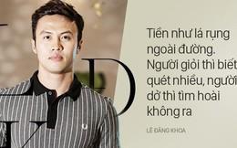Shark Lê Đăng Khoa: Trẻ nhất, ít tiền nhất nhưng tự tin là người có khả năng xây dựng thương hiệu tốt nhất!