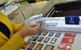 Giá vàng miếng lùi dần về mốc 36,4 triệu đồng/lượng