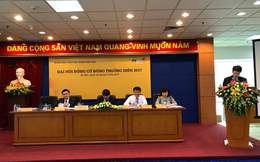 ĐHCĐ PVcomBank: Tổng giám đốc và Phó tổng giám đốc tham gia Hội đồng quản trị