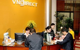 Vừa chuyển sàn, VnDirect đã tính bán 6 triệu cổ phiếu quỹ
