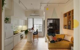 Thích thú ngắm căn hộ 48m2 đẹp miễn chê dành cho gia đình trẻ