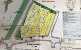 TP.HCM: Quận 12 phát thông báo khẩn về việc rao bán đất nền trái phép