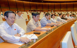 Quốc hội sẽ miễn nhiệm Tổng Thanh tra Chính phủ và Bộ trưởng GTVT