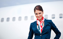 5 hãng hàng không có đội ngũ tiếp viên quyến rũ nhất thế giới