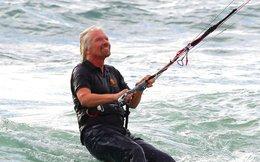 4 thú vui giúp ông trùm kinh doanh Richard Branson giải tỏa căng thẳng mỗi ngày