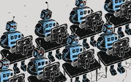 800 triệu việc làm bị cướp, cứ 5 người thì sẽ có 1 người ra đường vì robot và đó có thể là bạn