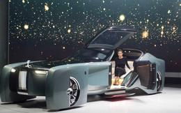 """10 ý tưởng thiết kế xe hơi """"ngông cuồng"""" và ấn tượng năm qua"""