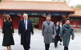 Trung Quốc đón TT Trump bằng nghi thức biệt lệ chưa từng có kể từ ngày lập quốc