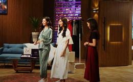 Mang người mẫu đến trình diễn đồ ngủ, cô chủ startup thời trang nữ khiến 4 cá mập tranh giành quyết liệt