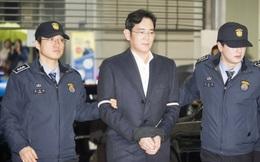 """Bạn tù đặc biệt của """"Thái tử Samsung"""": Chiếc TV hiệu LG"""