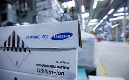 """Công ty pin của Samsung nhận án phạt """"khủng"""" do thao túng giá"""