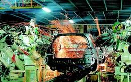 Khảo sát PMI tháng 4/2017: Số lượng đơn hàng xuất khẩu tăng kỷ lục