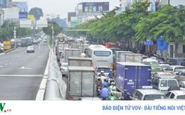 Giải pháp nào cho giao thông khu vực sân bay Tân Sơn Nhất?