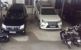 UBND tỉnh Cà Mau xin Chính phủ 2 xe dôi dư phục vụ công tác