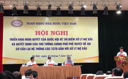 Thủ tướng đã phê duyệt Đề án cơ cấu lại hệ thống TCTD gắn với xử lý nợ xấu giai đoạn 2