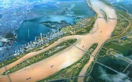 Vingroup, Sungroup, Geleximco sẽ quy hoạch hai bên sông Hồng theo hướng tạo lập đô thị hiện đại