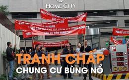 10 chung cư Hà Nội 'dính' lùm xùm giữa chủ đầu tư và cư dân
