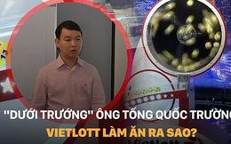 """""""Dưới trướng"""" ông Tống Quốc Trường, Vietlott làm ăn ra sao?"""