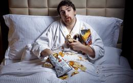 Đi ngủ ngay sau khi ăn tối, bạn đang tự hủy hoại sức khỏe của bản thân