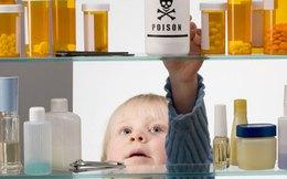 Cảnh báo ngộ độc hóa chất ở trẻ trong dịp nghỉ hè, cách sơ cứu và phòng tránh