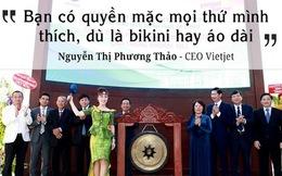 Phong cách ăn mặc đặc biệt của nữ tỷ phú đôla đầu tiên Việt Nam