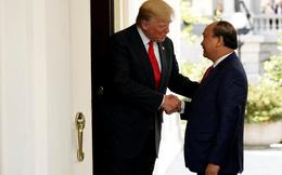 """Thủ tướng Nguyễn Xuân Phúc: """"Tôi rất ấn tượng với Tổng thống Donald Trump về sự thân thiện, cởi mở"""""""