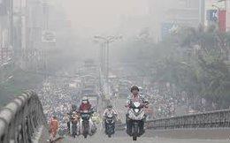Ô nhiễm không khí ở Hà Nội đang ở mức nào?