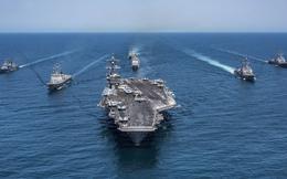 """Hàn Quốc muốn """"trừng phạt"""" Triều Tiên với tàu sân bay và tàu ngầm hạt nhân Mỹ"""