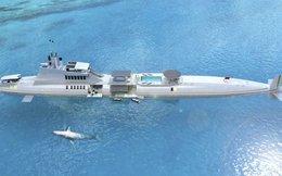 Quên du thuyền đi, siêu tàu ngầm tỷ đô sẽ là thú chơi mới của giới nhà giàu