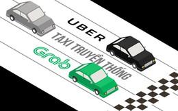 Chủ tịch Hiệp hội Vận tải ô tô: Cần giảm đi một số ràng buộc để taxi truyền thống cạnh tranh với Uber, Grab