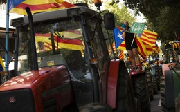 """Bom hẹn giờ"" Catalonia"