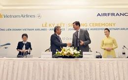 HSC: Hợp tác với Air France sẽ tạo điều kiện cho Vietnam Airlines tăng trưởng hành khách quốc tế