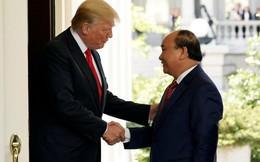 Video: Tổng thống Trump đón tiếp Thủ tướng Nguyễn Xuân Phúc tại Nhà Trắng