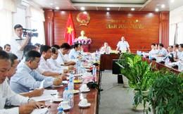 Thanh tra về đất đai trong 70 ngày tại tỉnh Hậu Giang