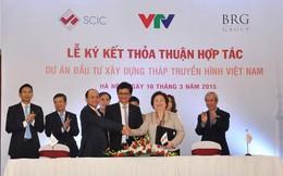 Thủ tướng đồng ý để VTV và SCIC thoái vốn khỏi dự án tháp truyền hình tỷ đô cao nhất thế giới