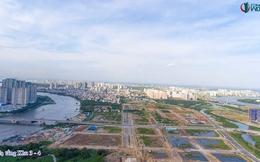 Sau hơn 20 năm quy hoạch, Khu đô thị mới Thủ Thiêm hiện nay ra sao?