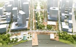 """""""Ông vua"""" ô tô Trần Bá Dương sẽ xây quảng trường lớn nhất Việt Nam tại Thủ Thiêm"""