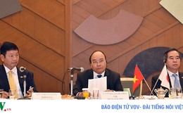 """Thủ tướng: """"Sẽ tạo thuận lợi để DN Nhật Bản làm ăn lâu dài ở Việt Nam"""""""