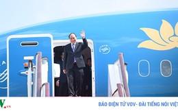 Thủ tướng thăm chính thức Vương quốc Thái Lan
